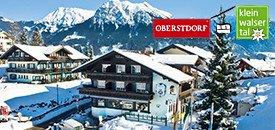 Hotel BERGRUH - Spaß im Schnee