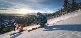 Königlich Skifahren & genießen