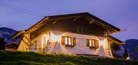Ferienhaus ÖTZTAL-LODGE Ötztal