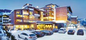 Skihotels in sterreich skiurlaub in sterreich for Design hotels skiurlaub