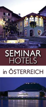 Top-Seminarhotels in Österreich