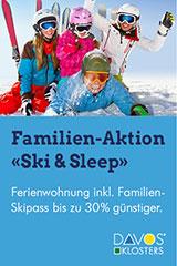 Ski & Sleep Familien Aktion