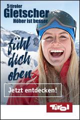 5 Tiroler Gletscher